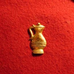 "M18 ""Jug"" medieval piligrim badge"