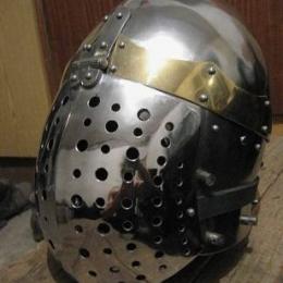 Bascinet Custom visored