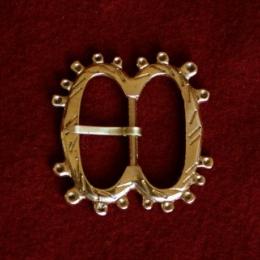 Medieval buckle, England E12-3