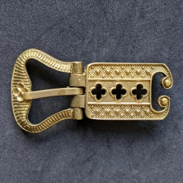 Buckle with mount, England EK-Q18