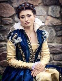 16th Century Renaissance Dress