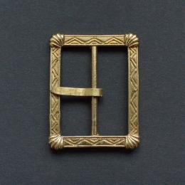 Medieval buckle, England E03-A