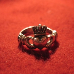 CP16 Claddagh Ring
