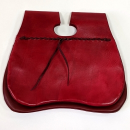 Medieval pouch with embossing by ArmourAndCastings