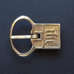 Medieval buckle, England EK16
