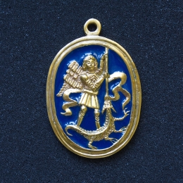 Saint Michael Medallion
