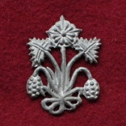 MC01 Pewter badge