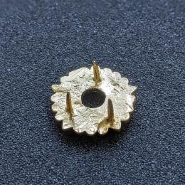 Belt hole reinforcement mount EN76