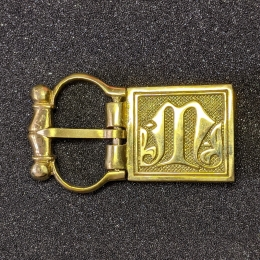 Buckle with mount, England EK43