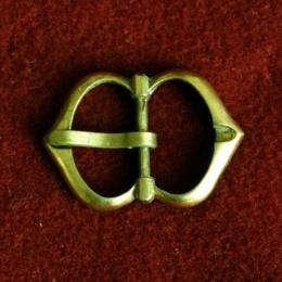 Medieval buckle, England E14-1