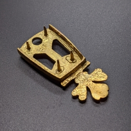 Medieval belt strapend, England EX15