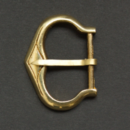 Medieval buckle, Germany E26
