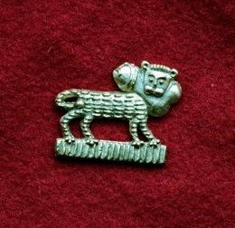 m65 Medieval carnival badge