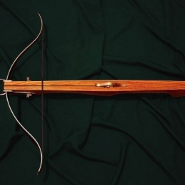 Harquebus butt crossbow