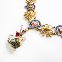 Order of the Garter collar, England, 15th c.