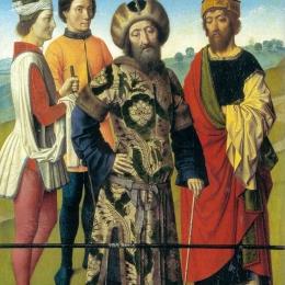Medieval Belt from Flanders EBS03