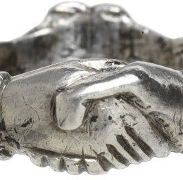 Medieval fede ring ER05