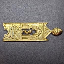 Medieval belt strapend, England EX29