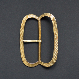 Medieval buckle e30