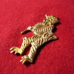 "M44 ""Devil piping"" Badge"
