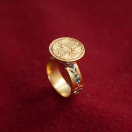 Byzantine seal ring