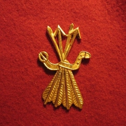 "M16 ""Arrows"" Badge"
