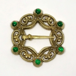 Medieval brooch, Europe EA29